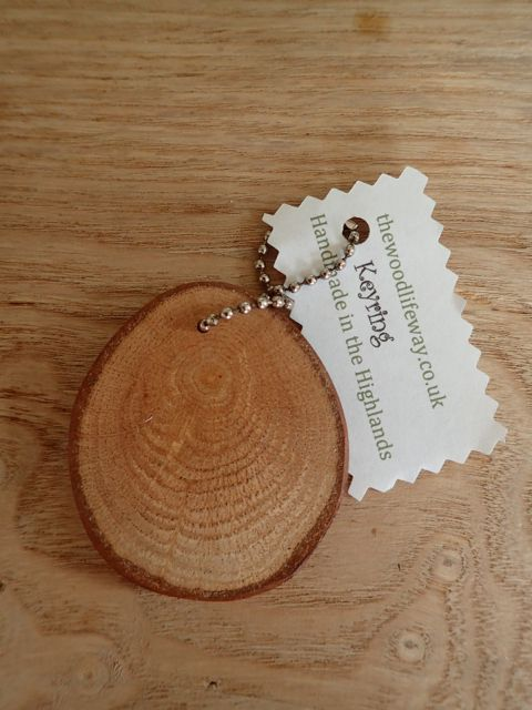 Oak Keyrings £3 Each