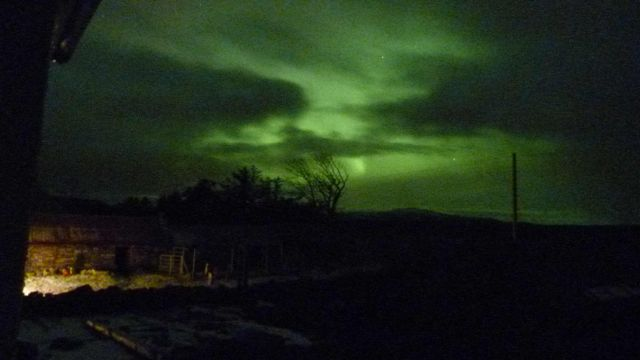 Mothering Sunday aurora 2